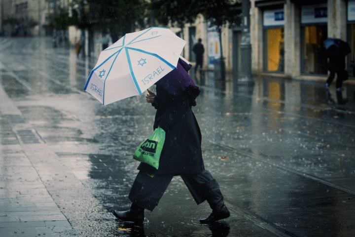 Does rain increase your creativity? PT1
